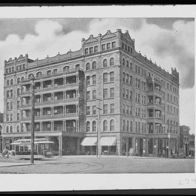 photo of early 1860's hotel 0301_0201