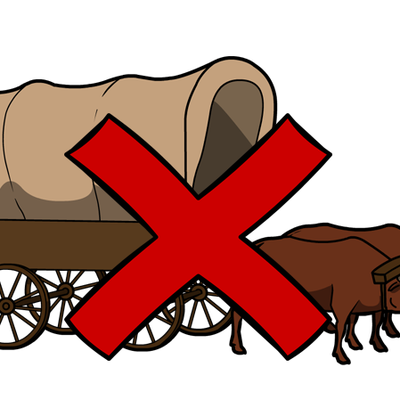 No Covered Wagon 0704_0502