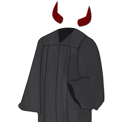 Judge with Devil Horns 1201_0502